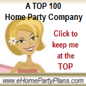 Top 100 Home Party Companies
